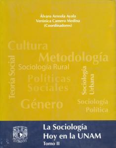 La sociología hoy en la UNAM II. Aportaciones de Norbert Elias 001