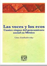 Resultado de imagen para libro de las voces y los ecos de zabludovsky