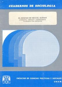 EL SEXENIO DE MIGUEL ALEMÁN.PORTADA 001