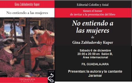 Invitación FIL Guadalajara