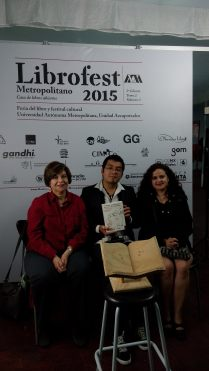 Librofest 2015, UAM-A