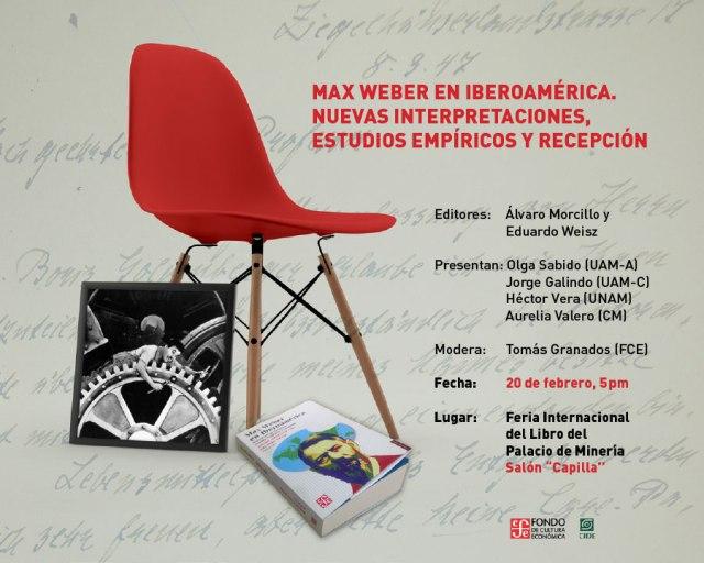 Max Weber en Iberoamérica - Presentación en Minería 1